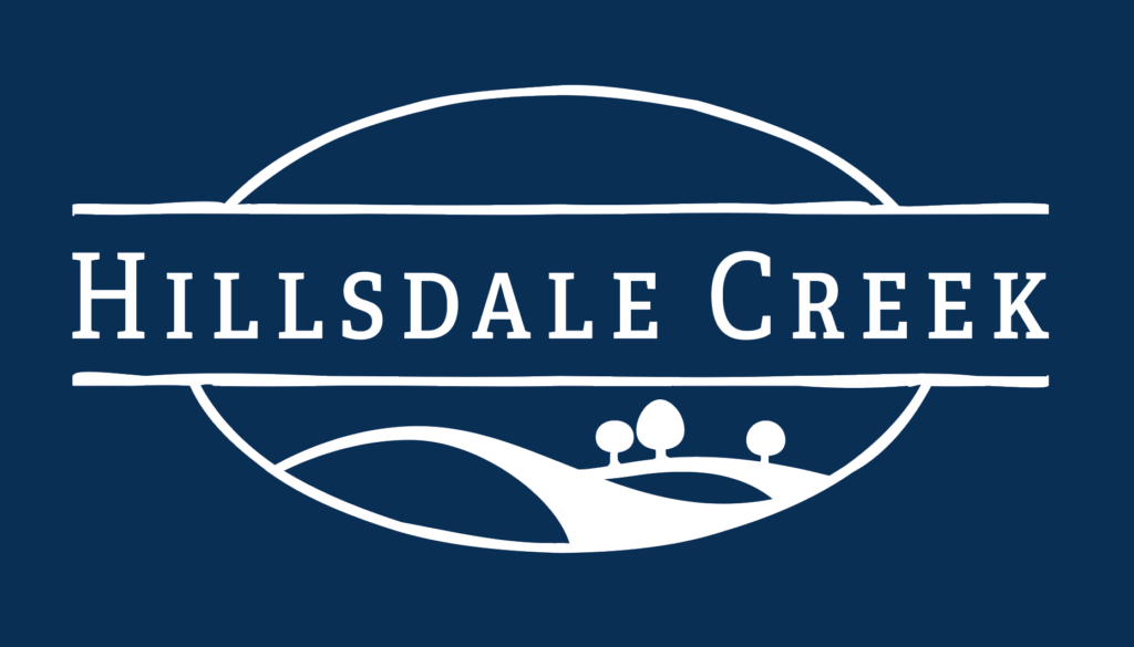Hillsdale Creek Logo